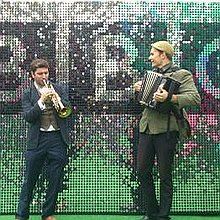 Albaccord - Trumpet and Accordion Duo Ensemble