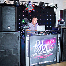 DJ Paul McKenna Wedding DJ