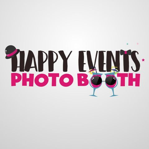 Happy Events Photo Booth Photo Booth