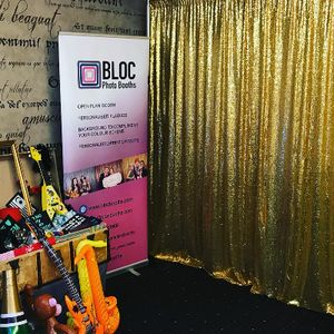 BLOC Photo Booths Photo or Video Services