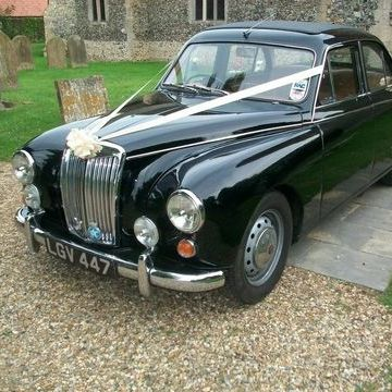 GT Classic Hire Ltd Chauffeur Driven Car