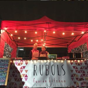 Rubols Fusion Kitchen Dinner Party Catering