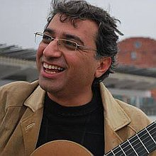 Afshin Ardalan Singing Guitarist