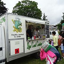 Lime Coast Catering Fish and Chip Van