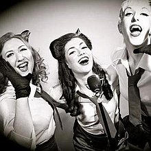The Harmonettes 1920s, 30s, 40s tribute band