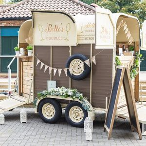 Belle's Bubbles Mobile Bar