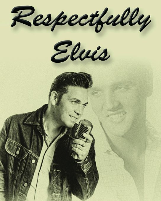 Ivan.B 1950s Rock-n-Roll Tribute & Elvis Presley Tribute - Live music band Singer Tribute Band Venue  - Great Yarmouth - Norfolk photo