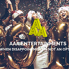 AAA Entertainments Children Entertainment
