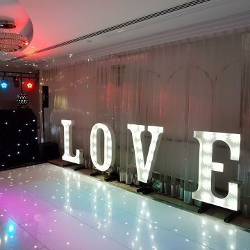 Wedding DJ NI Event Equipment