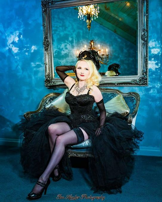 Pinky DeVille - Dance Act  - Sheffield - South Yorkshire photo
