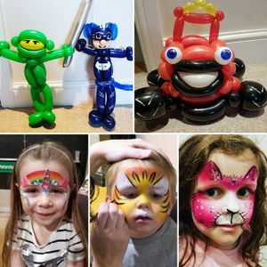 Emma's Fanciful Faces Children Entertainment