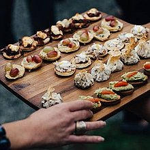 Eats n Treats Afternoon Tea Catering