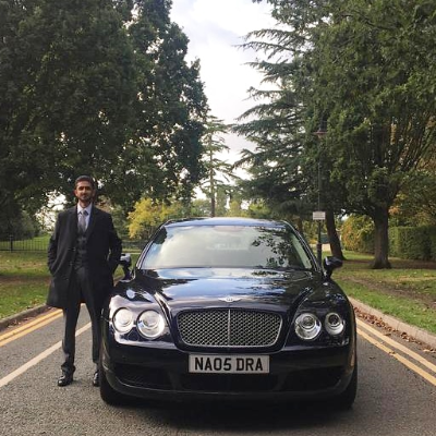 Nandra Chauffeur Services Luxury Car