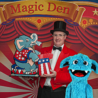 Magic Den Children's Magician