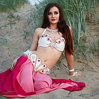 Belly Dancer Jennifer Dance Instructor