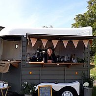 Queen Bee Coffee Food Van