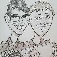 Inkmark Caricatures Caricaturist