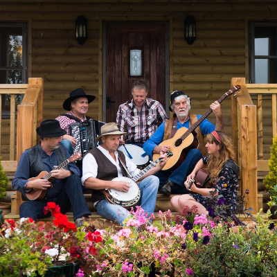 The Redhillbillies Bluegrass Band