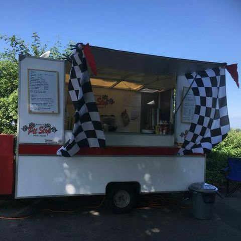 Kate Ellis Catering Food Van