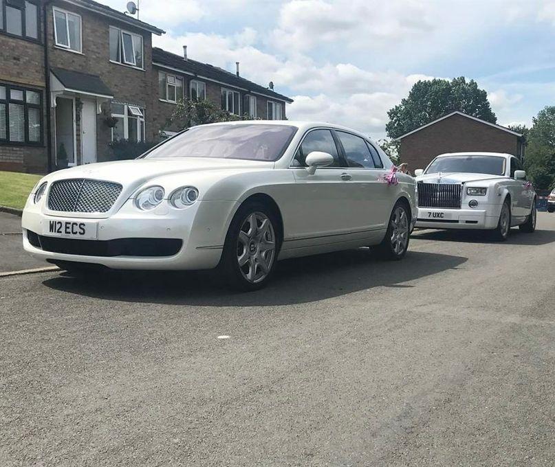 Empire Chauffeur Services - Wedding car Birmingham , West Midlands