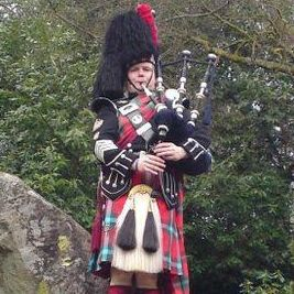 Andrew Paton, Highland Bagpiper - Solo Musician , Warrington,  Bagpiper, Warrington