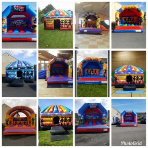 Go Bounce Bouncy Castle