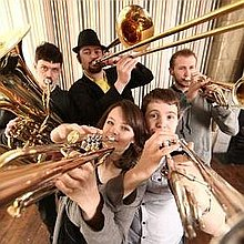 Hosen Brass Band Folk Band