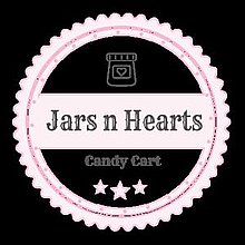 Jars n Hearts Candy Cart Hire Sweets and Candies Cart