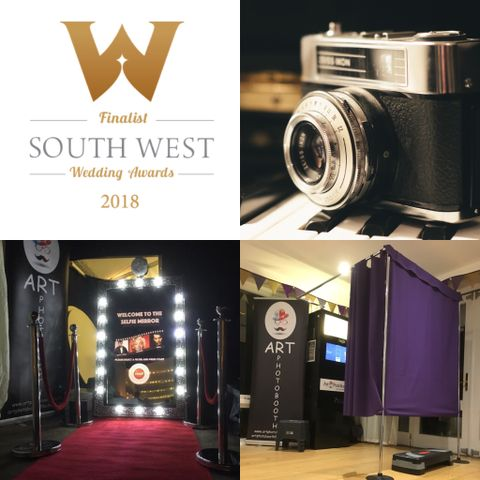 Hire ArtPhotoBooth Photography for your event in Devizes