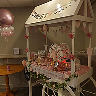 Handy Candy NW Sweets and Candies Cart