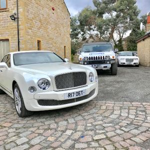 Local Limousine Hire Wedding car