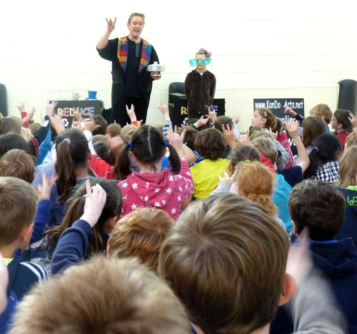 Magician Marvin - Children Entertainment  - Barnard Castle - County Durham photo