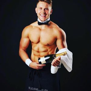Butlers in the Buff Event Staff