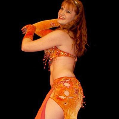 Melissa Bellydancer Dance Act