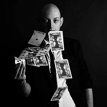Adrian Salamon Magic Close Up Magician