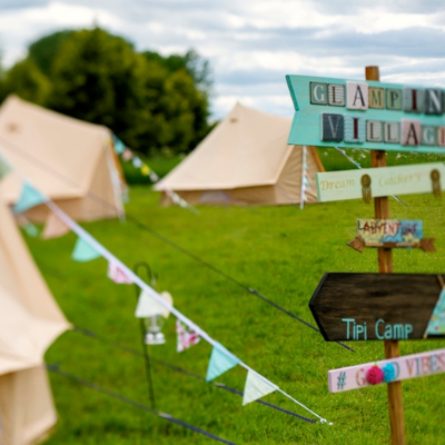 Boutique Tipi Parties Ltd Bell Tent