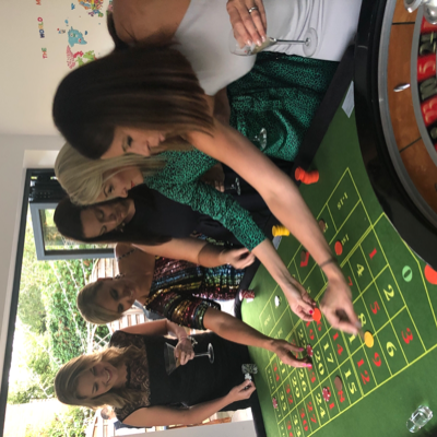 My Gaming Table Fun Casino Table Hire Games and Activities