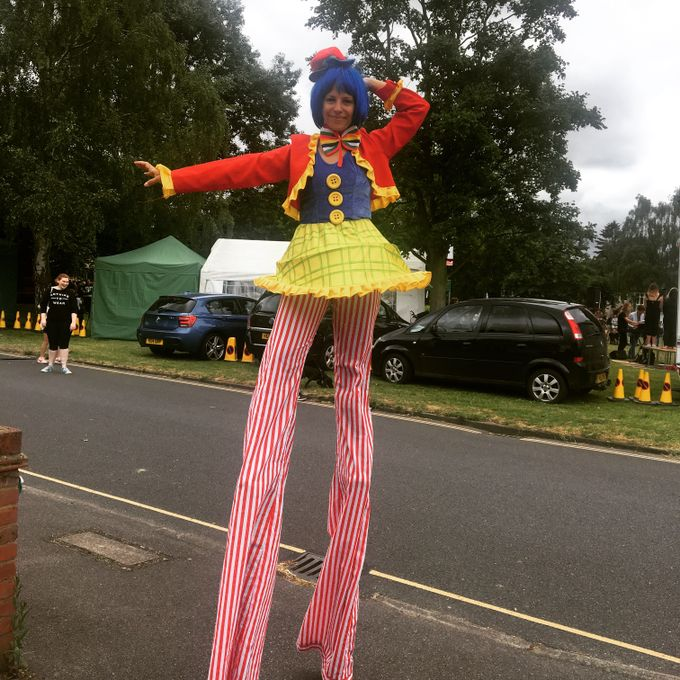 Millie Wilkie the Stilt Walker - Dance Act Circus Entertainment  - London - Greater London photo