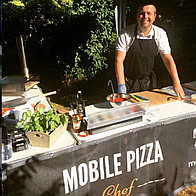 Mobile Bistros - Pizzas and Party Food Burger Van