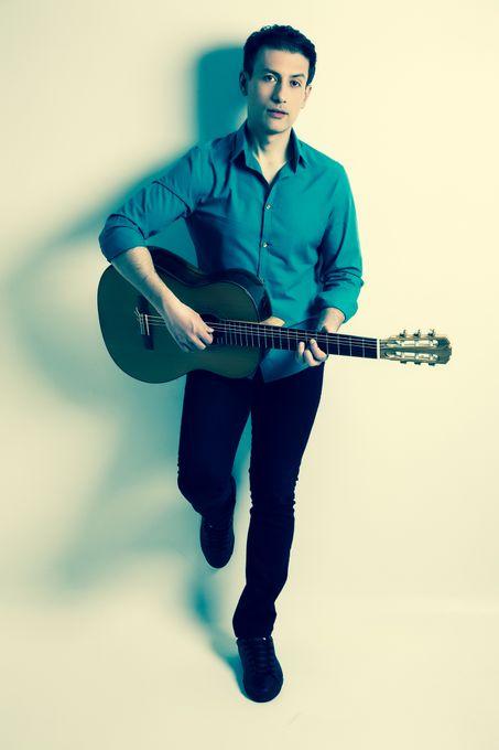 Andreas Moutsioulis - Ensemble Solo Musician  - Bristol - Avon photo