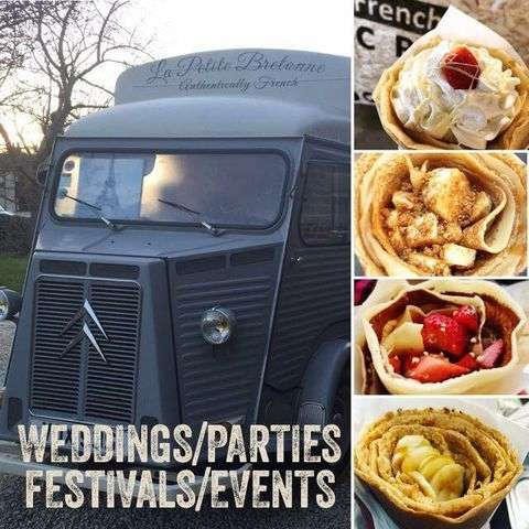 La Petite Bretonne - Catering , Huddersfield,  Food Van, Huddersfield Mobile Caterer, Huddersfield Crepes Van, Huddersfield Street Food Catering, Huddersfield