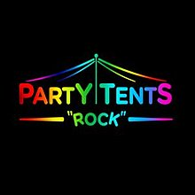 Rock Hire Group Ltd Party Tent