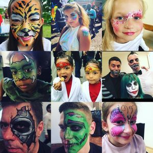 Funny Faces Face Painter