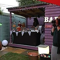 Truly Lush Events Mobile Bar