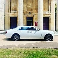Lavish Car Hire Wedding car