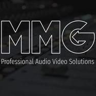 MMG Events Projector and Screen