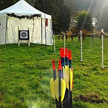 Lonewolf Archery UK Games and Activities