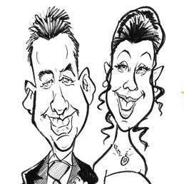 Paul Baker - Caricatures Caricaturist