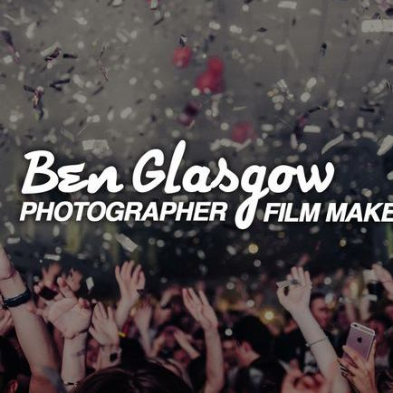 Ben Glasgow - Photographer & Videographer undefined