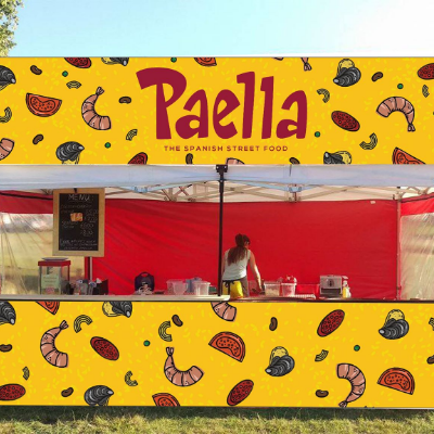 Valencia Paella Street Food Catering